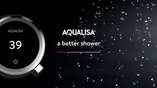 A better shower with Aqualisa Smart Showers