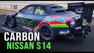 Time Attack Nissan S14 by Topstage