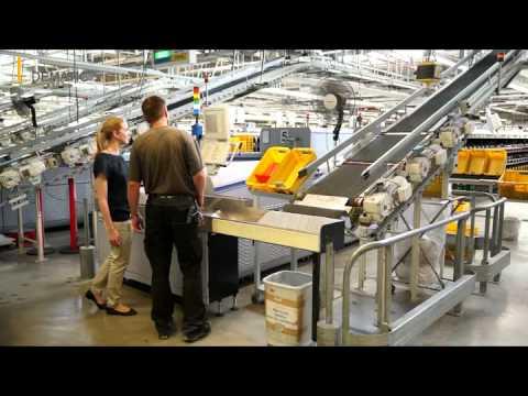 Deutsche Post AG - Umfassende Modernisierung der Briefzentren