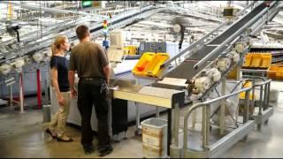 deutsche post ag umfassende modernisierung der briefzentren