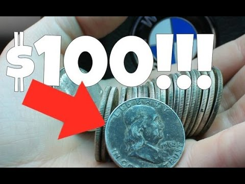 ENTIRE ROLL OF SILVER!! | COIN ROLL HUNTING JACKPOT