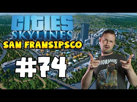 Sips Plays Cities Skylines (15/5/2018) #74 - Road Under Construction