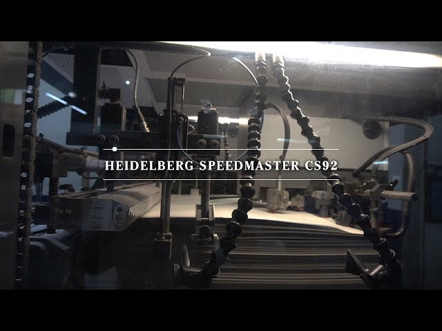 Heidelberg Speedmaster CS92-6+L Review by Jaya Atmaja (Product Manager Heidelberg Indonesia)