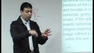 Lecture 6: Physiology of the Cornea -1