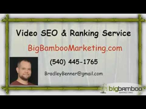 SEO Charlottesville VA - Big Bamboo Marketing
