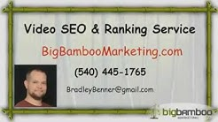 SEO Charlottesville VA - Big Bamboo Marketing