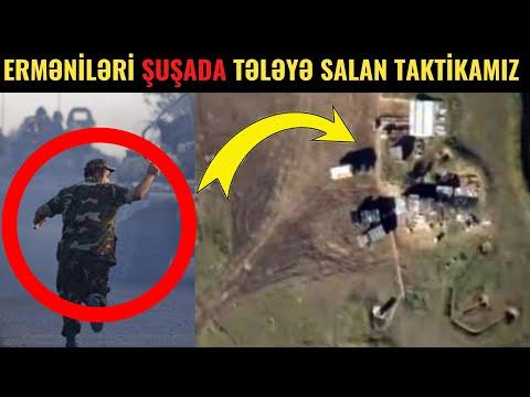 ŞOK! Azərbaycan Ordusu Erməniləri Şuşada BELƏ ALDATDI