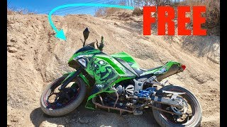 WHO WANTS A FREE STREETBIKE ??? (H2R GIVEAWAY)