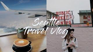 Seattle Travel Vlog