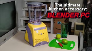 The Blender PC! #DOScember