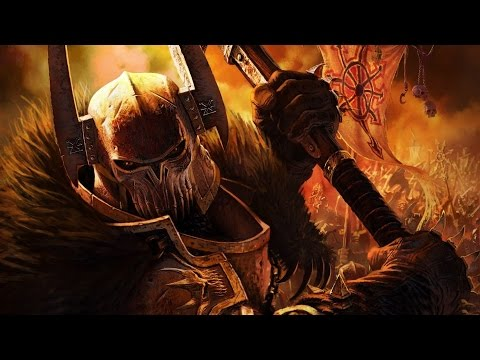 Warhammer Total War - Nuevo DLC: Blood for the Blood God |