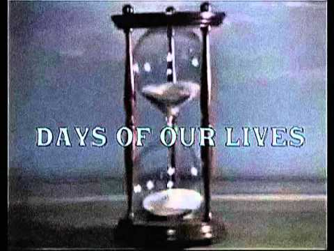 Days of our Lives 1965  Theme