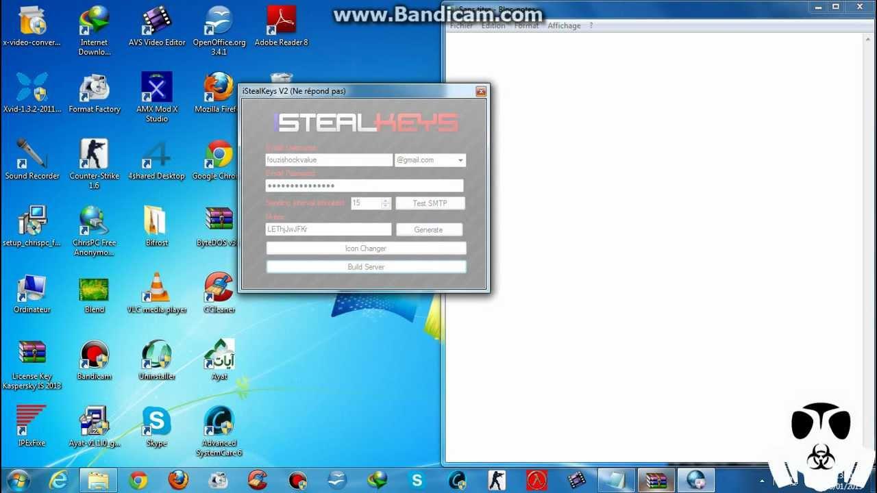 bifrost gratuitement logiciel de piratage de facebook