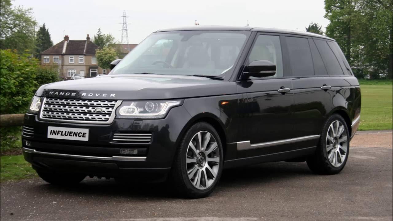 2013 range rover vogue sdv8 4 4 se for sale causeway grey with ivory leather youtube. Black Bedroom Furniture Sets. Home Design Ideas