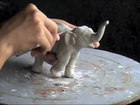 Image result for little clay animals art