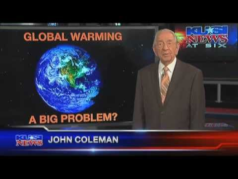 John Coleman challenges the science in new global warming study