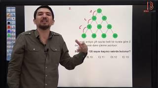 8) İlyas GÜNEŞ - Ardışık Sayılar TEST - I (TYT Matematik Soru Çözüm) 2019