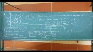 Сопротивление материалов. Лекция 10 (геометрические характеристики плоских фигур).