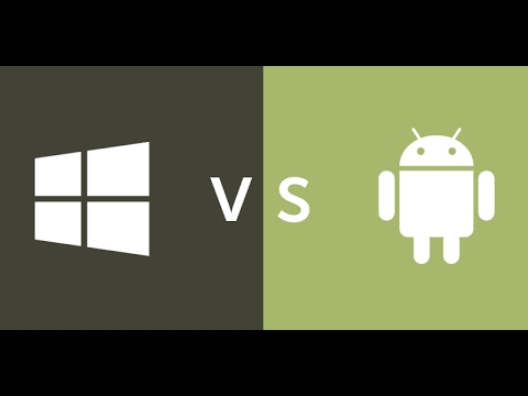 Android 6 Vs Windows 10 Mobile [Speed Test Apps]
