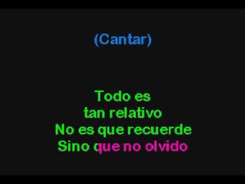 Celia Cruz   Rie Y Llora Karaoke