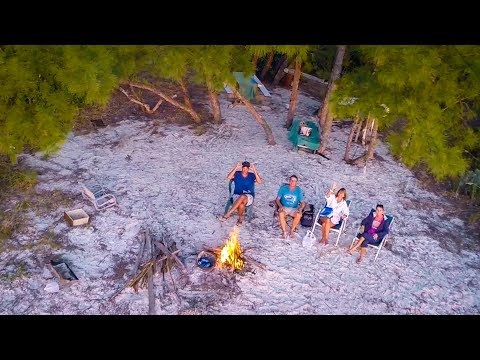 He Crashes the Drone After Flying it More Than Ever, First Shark Encounter, Exploring Southern Abaco