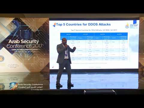 ASC2017 - 12 Thinks the Health Care must do to Improve Cyber Security - Dr. Mohamed Abd El-Fattah