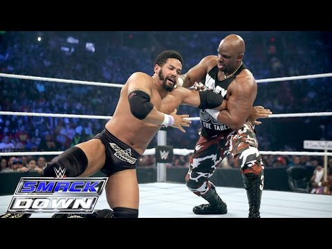 The Dudley Boyz vs. The Prime Time Players: SmackDown, Sept. 3, 2015