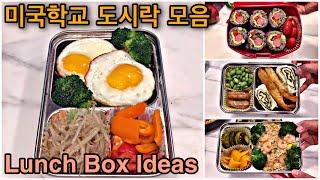 미국학교 도시락 만들기 모음(2)Lunch Box Id…
