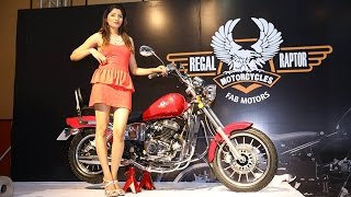 Regal Raptor Cruiser 350 Launched In India