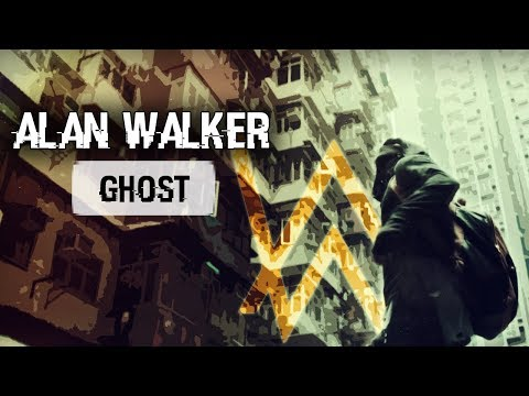 Alan Walker - Ghost (ft. Halsey) (Sub. English/Español)