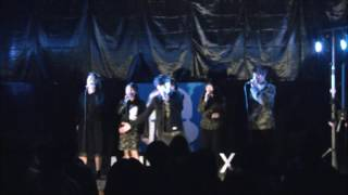 横浜市立大学 アカペラシンガーズvoxbox 学祭ライブ2016 10/29 ♪:Super...