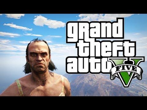Grand Theft Auto V: Baromkodás - ÉLŐBEN
