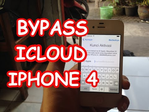 How to Bypass Icloud Iphone 4