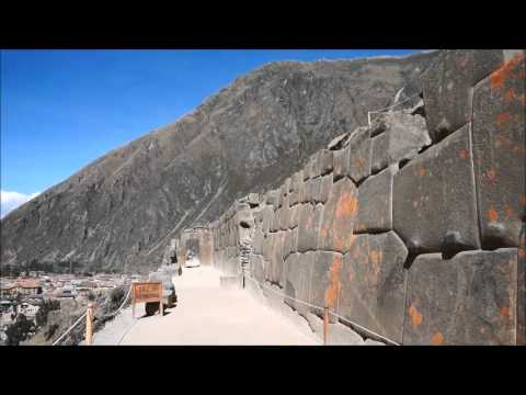 Ollantaytambo Walkabout with the Rogue Researcher
