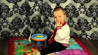 Обзор барабана сортера Chicco. Отличная игрушка для ребенка горшочек Chicco от Molokoko