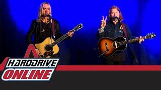 Underoath -  Rapture (Live Acoustic)   HardDrive Online