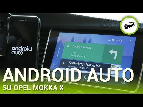 Android Auto, recensione su Opel Mokka X