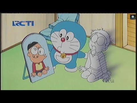 Dibohongi Cermin Doraemon Lucu Terbaru 2018