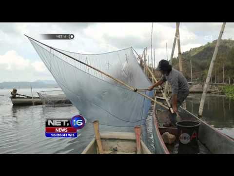 Keindahan Danau Tondano yang Tersembunyi - NET16