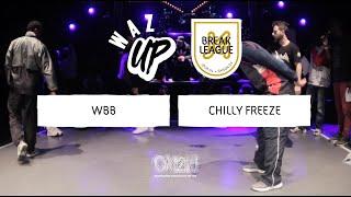 Wbb vs Chilly Freeze • TOP16 • WAZ UP • BREAKLEAGUE J04S04