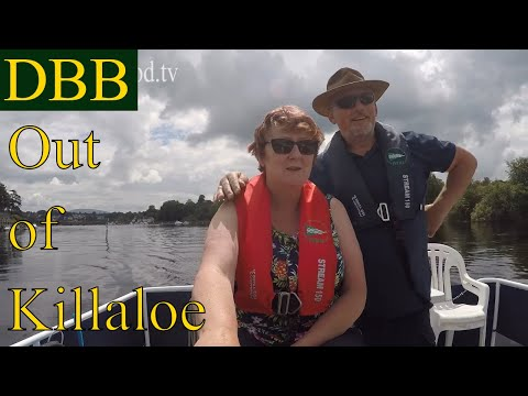 Boating In Ireland - Out Of Killaloe