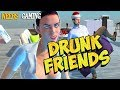 You Have a Drunk Friend: The Video Game!