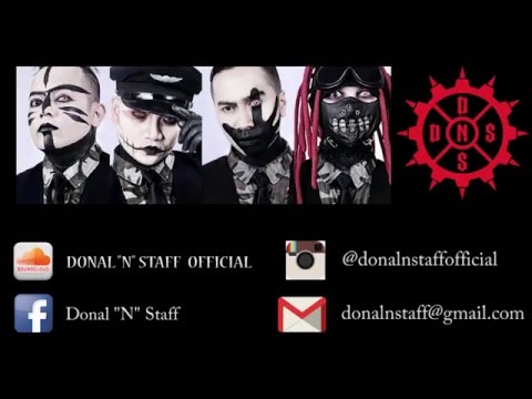 DONAL'N'STAFF - KAMI (OFFICIAL VIDEO)