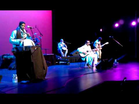 Bombino 4/24/12 Kirkland Performance Center