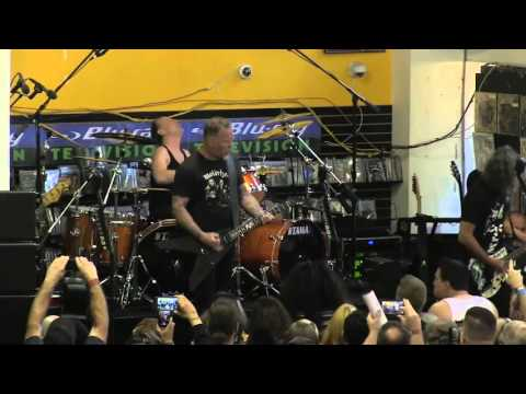 MetallicA - Record Store Day 2016