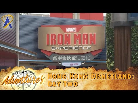 Attractions Adventures - 'Hong Kong Disneyland: Day Two' - March 10, 2017