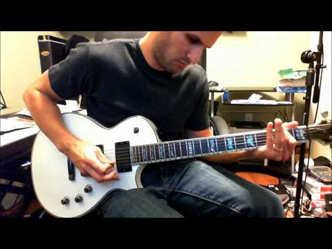 Foo Fighters - Monkey Wrench (guitar cover)