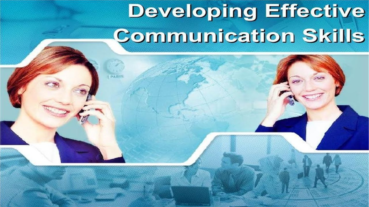 Developing Effective Communication Skills PPT YouTube – Communication Skills Ppt