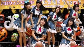 AKB48 チーム8 2015.10.04 富山 47の素敵な街へ 北玲名推しカメラ。 一...
