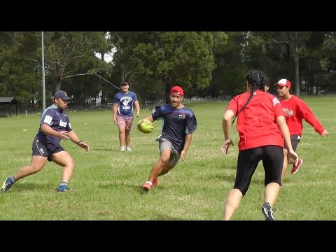 Tonga Parish Youth Sports Day 2017